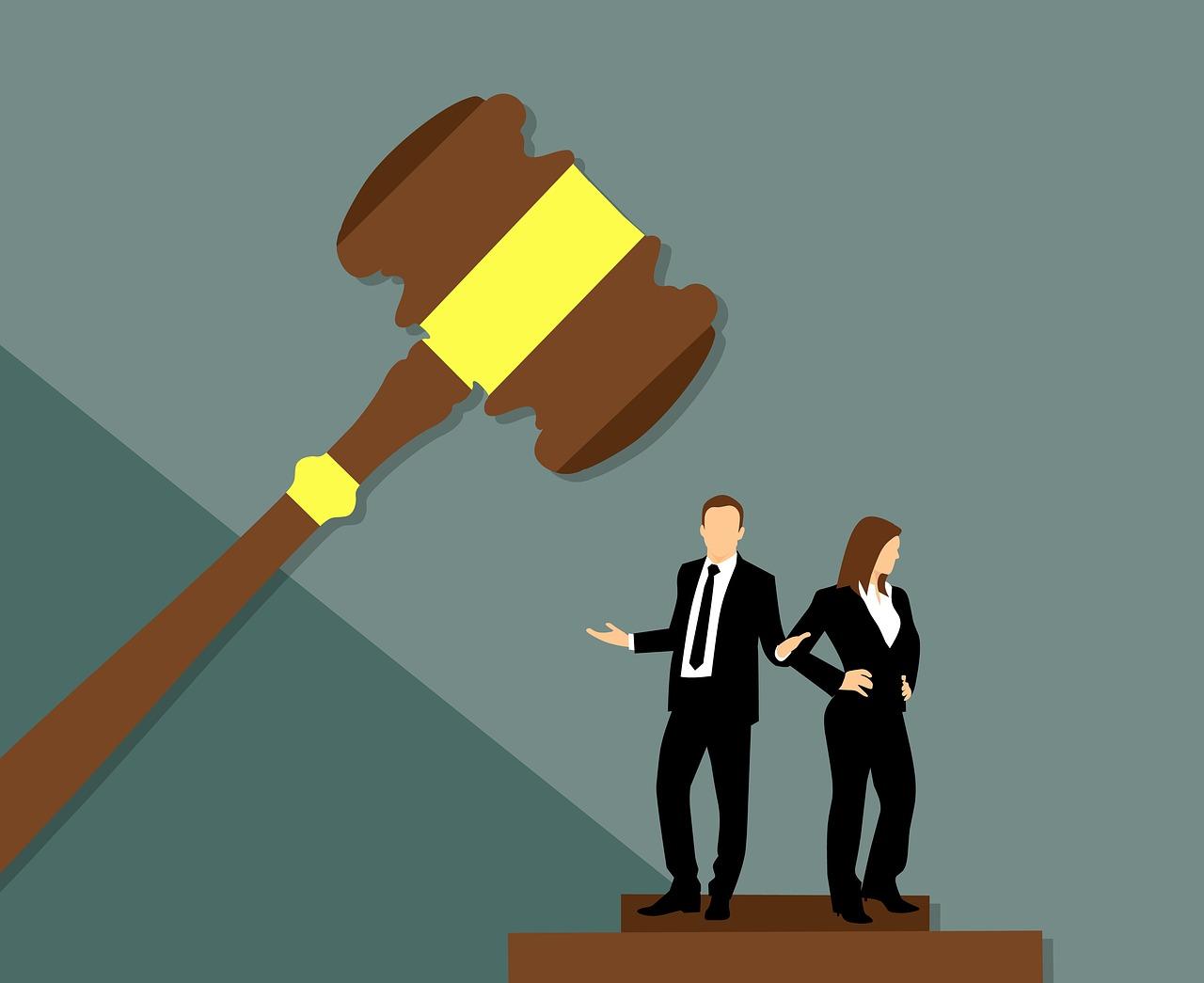 Le témoin assisté dans un procès